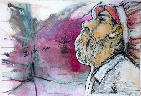 Bild Mann mit Mütze