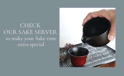sake server