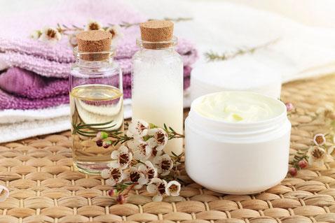 Des produits de massages naturels et qualitatifs