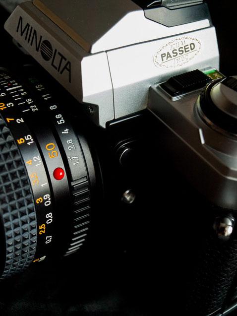 Minolta X-500