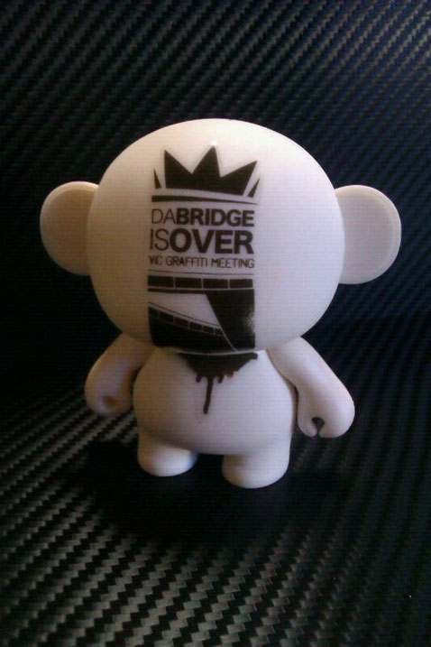 "Limited Edition ""Da Bridge is Over"" Music Monster"