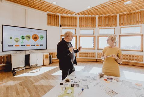 Zukunftsworkshop beim Roanwirt, www.roanwirt.at (c) Karoline Karner