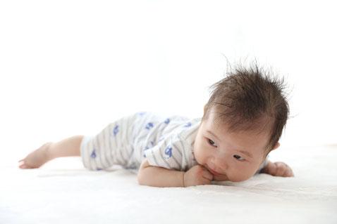赤ちゃんの写真 colobockle コロボックル