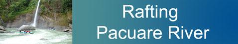 Rápidos en Río Pacuare desde La Fortuna - Volcán Arenal