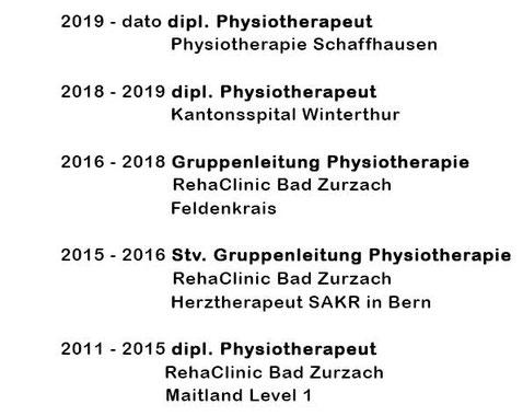 Lebenslauf Christoph Franke