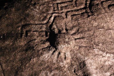 Petroglifo de A Gurita