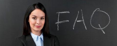 la foire aux questions du site de recrutement de mandataire en assurance
