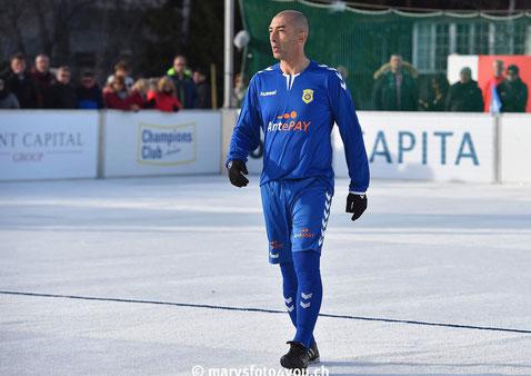 Roberto di Matteo - ehem. ital. Fussballspieler und Trainer