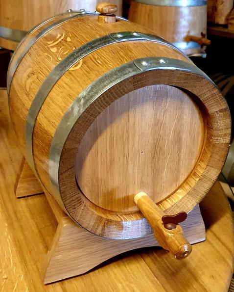 Holzfass 10 Liter