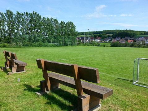 Sportplatz Heisebeck, Fürstenhagener Str.