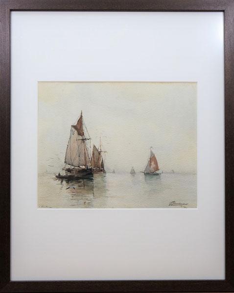 te_koop_aangeboden_een_kunstwerk_van_de_kunstenaar_jan_frank_niemantsverdriet_1885- 1945