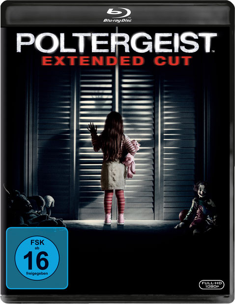 Poltergeist Blu-ray - 20th Century Fox - kulturmaterial - Cover