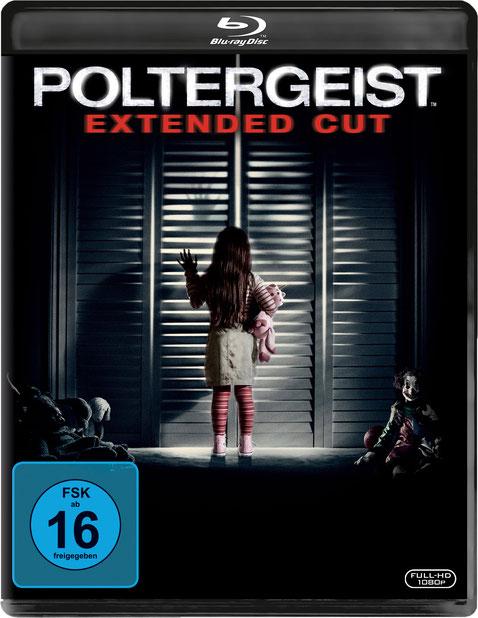 Poltergeist Blu-ray - 20th Century Fox - kulturmaterial - Cover