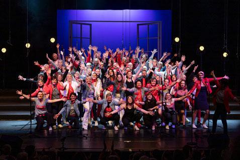 Affiche 2019 des concerts de l'Astragale à Polliat et Bourg-en-Bresse