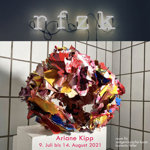 rfzk zeigt: One wall with Ariane Kipp