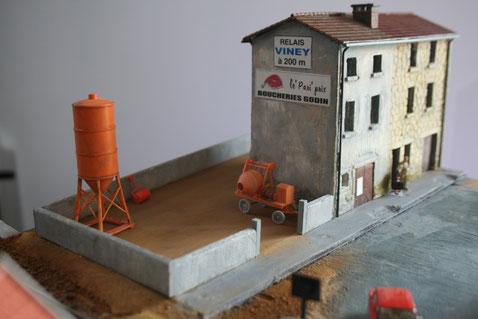 les projets et travaux en cours train miniature la. Black Bedroom Furniture Sets. Home Design Ideas