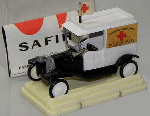 Modelo original de Safir.