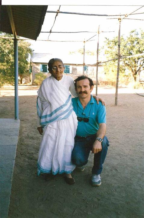 Mansari & Anthony Zois - U.Meherabad 1988