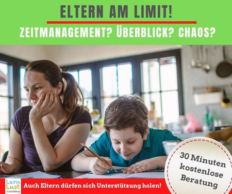 Elternberatung online - schnelle Hilfe in der Krise
