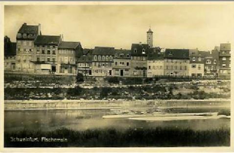 Fischerrain um 1935