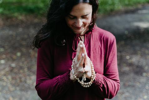 Nicole Berger, Yogalehrerin, Yoga Osnabrück