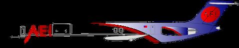 MD-80-Frachterkonzept/Courtesy: Aeronautical Engineers