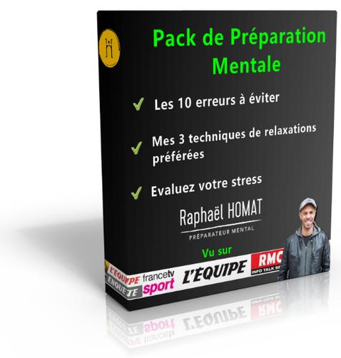 pack, préparation mentale, préprateur mentale, préparateur mental, raphael homat