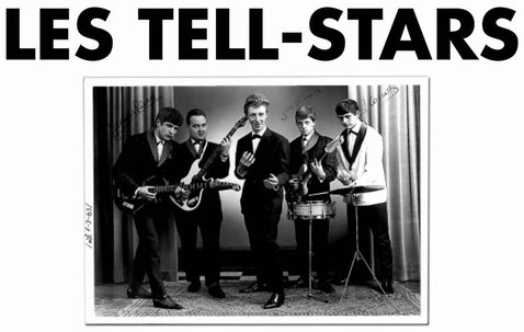 Les Tell-Stars 1963
