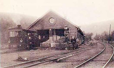 Le dépôt vicinal du Val-Saint-Lambert