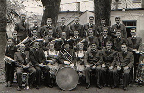 Musikkapelle, 1959