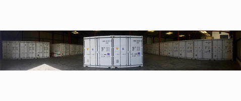 Box de stockage vitrolles