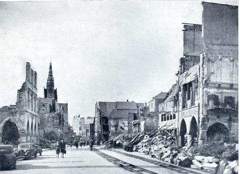 Blick aus der Herwarthstraße