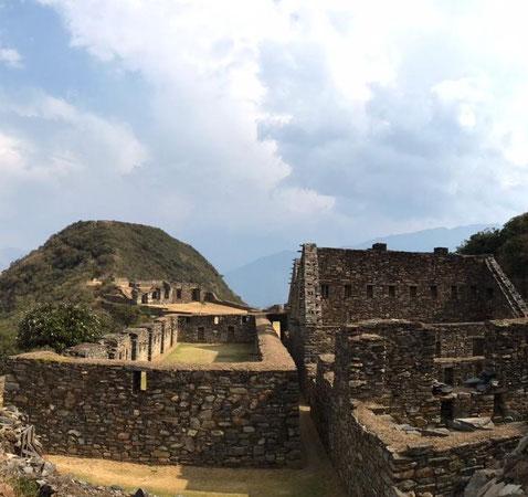 Wandern auf dem Choquequirao-Trek mit PERUline