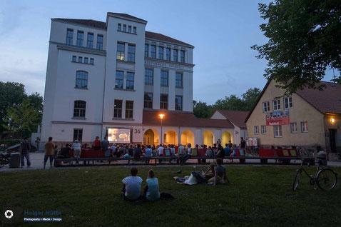 Kino erster Film tolles Wetter weiter so .. . . | Foto: Holger Hütte