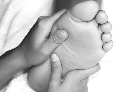 manoeuvres réflexes plantaires reflexologie pieds détente mary cohr le temps d'un rêve