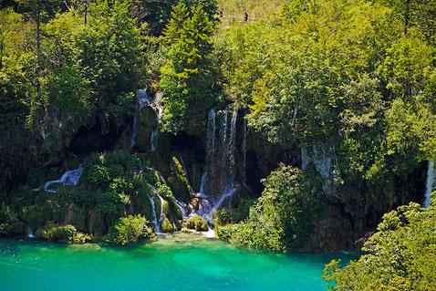 Plitvicer Seen, Bild: mrPix.de