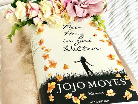 Cover Buchcover Jojo Moyes Mein Herz in zwei Welten