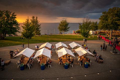 Eventfotografie - Strandfestwochen Rorschach