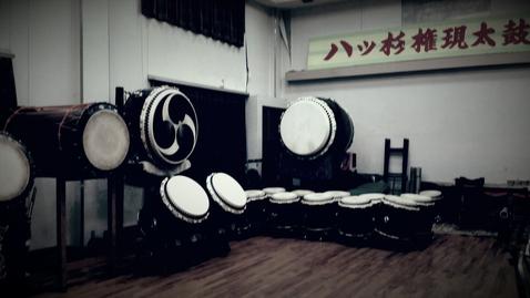 ↑ 練習場