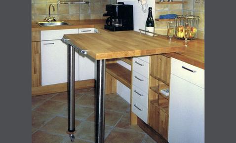 Raumproblem-Behebung Küche