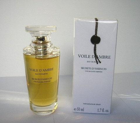 SECRETS D'ESSENCE - VOILE D'AMBRE, EAU DE PARFUM 50 ML
