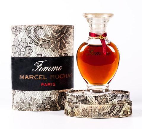 MARCEL ROCHAS - FEMME : PARFUM  7,5 ML