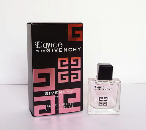 DANCE WITH GIVENCHY - EAU DE TOILETTE 5 ML - 2010