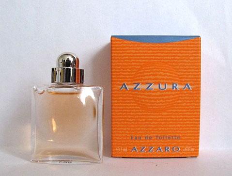 AZZURA - EAU DE TOILETTE 5 ML