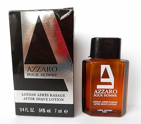 AZZARO POUR HOMME - LOTION APRES RASAGE 7 ML