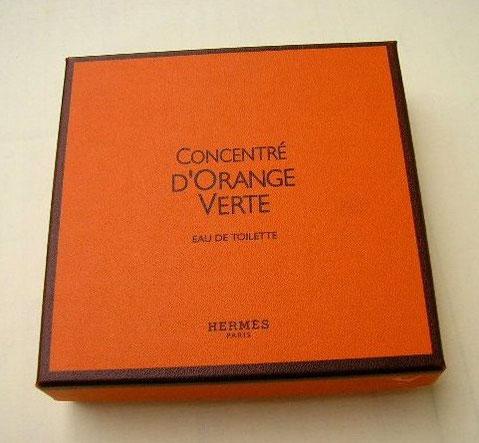 CONCENTRE D'ORANGE VERTE - COFFRET