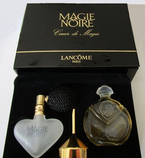 COFFRET MAGIE NOIRE - COEUR DE MAGIE