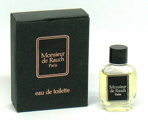 MADELEINE DE RAUCH - MONSIEUR DE RAUCH : EAU DE TOILETTE POUR HOMME