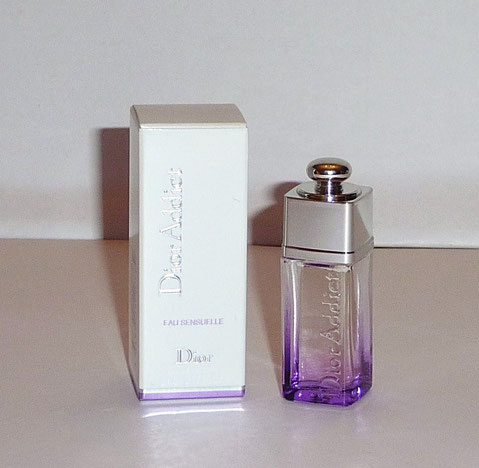 DIOR ADDICT EAU SENSUELLE - VERSION 2012