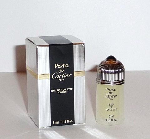 PASHA - EAU DE TOILETTE FOR MEN, 5 ML